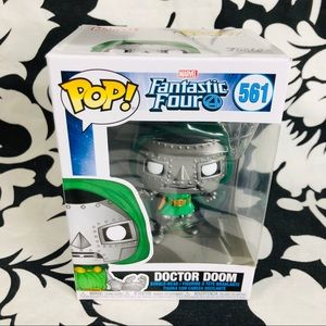 5 for $25| Funko Pop! Fantastic Four Doctor Doom